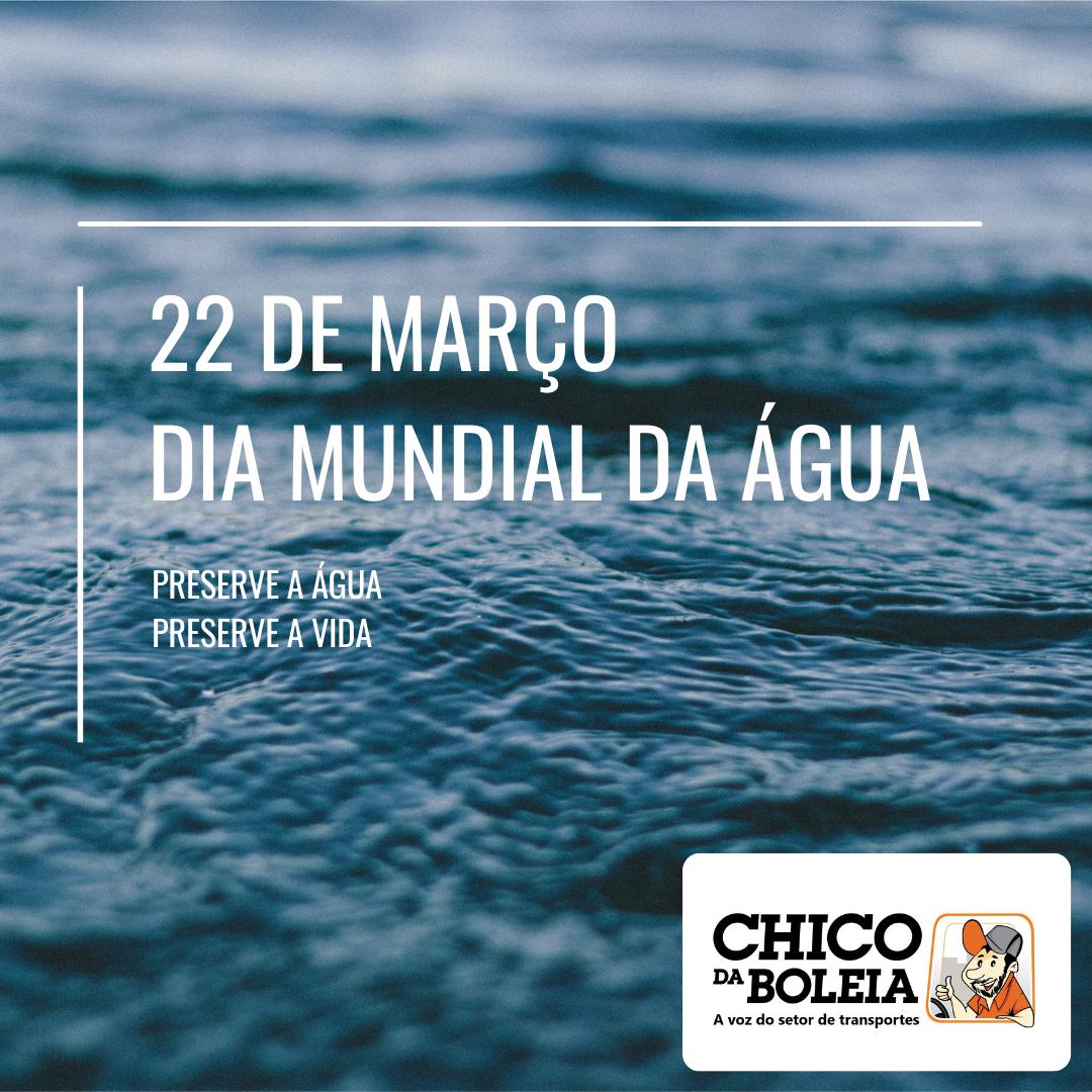 Dia Mundial da Água é marcado por falta de políticas públicas de preservação do meio ambiente