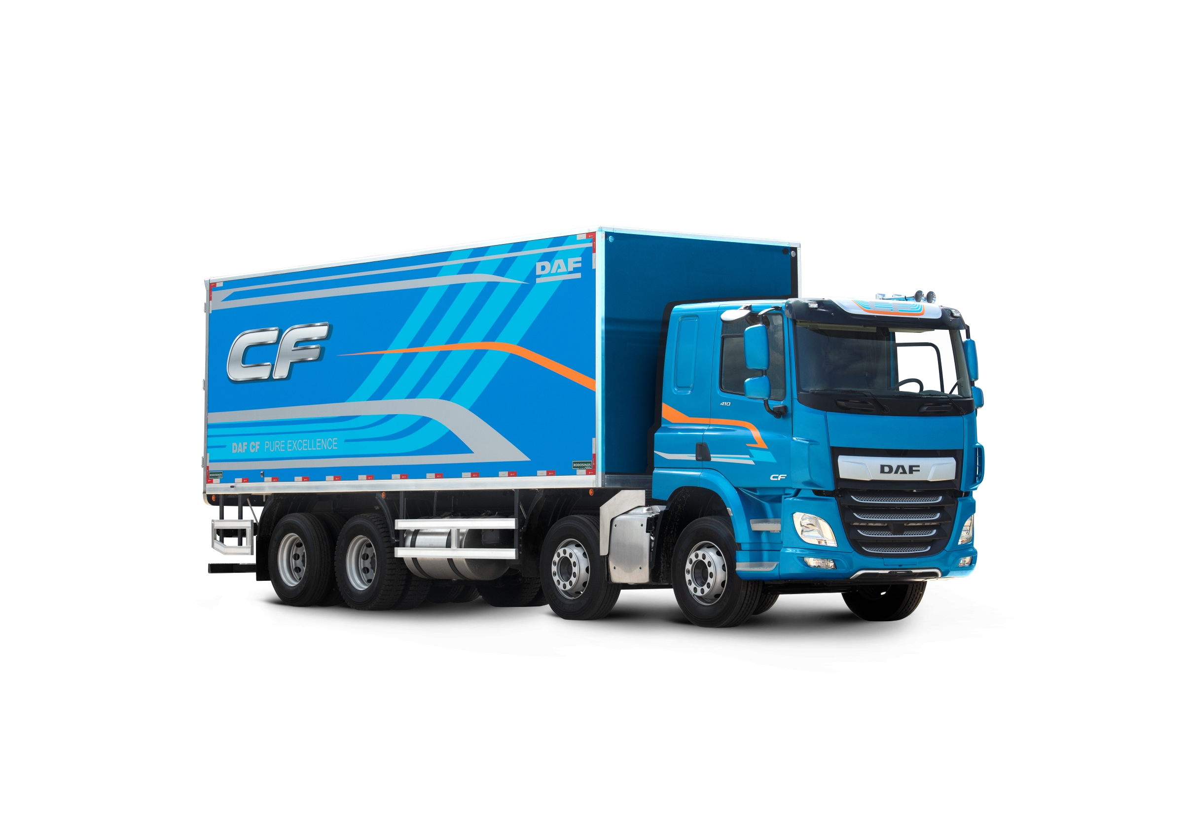 DAF Caminhões Brasil apresenta a nova linha CF