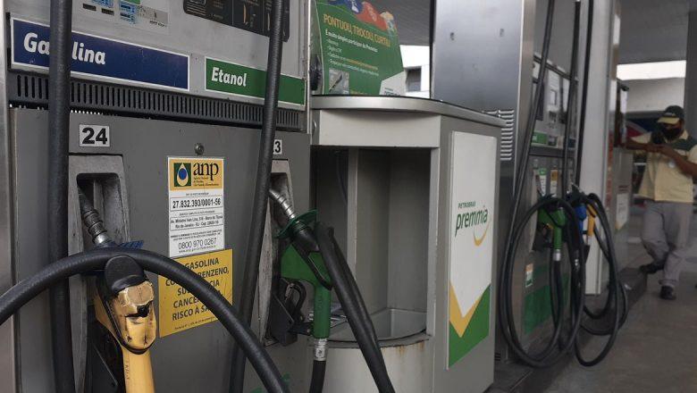 Valor da gasolina e diesel bate recorde em alguns estados do país