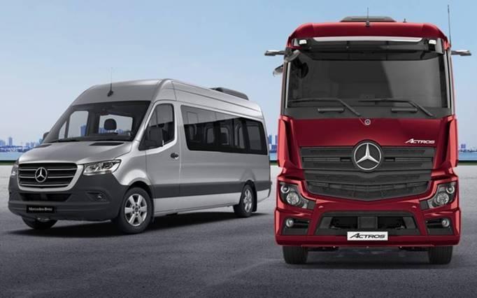 Mercedes-Benz recebe prêmio Top of Mind do Transporte
