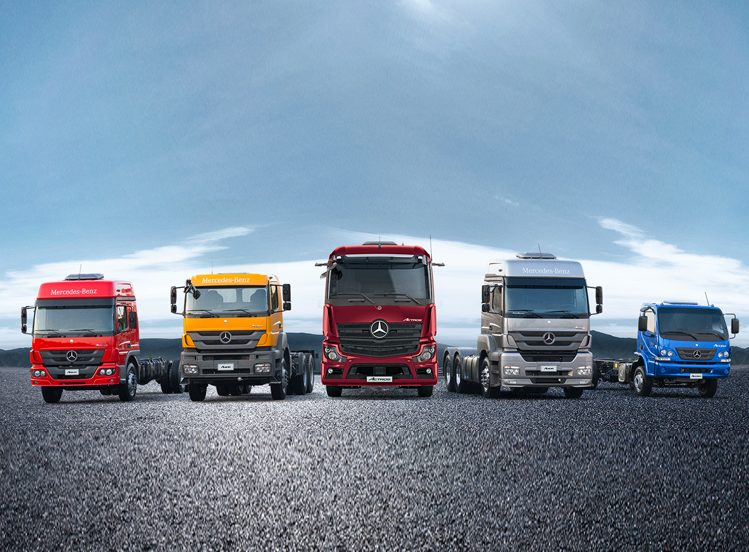 Mercedes-Benz inova na oferta de Serviços 4.0 para clientes
