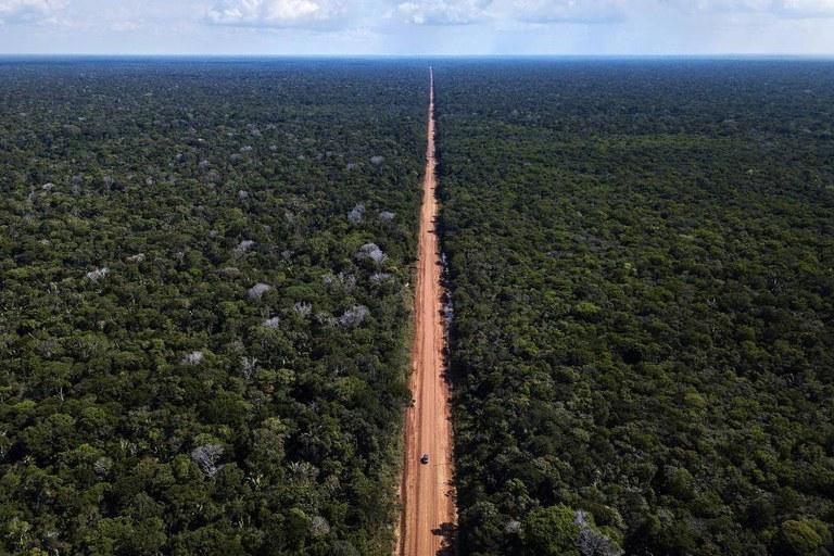 STJ autoriza obras para reconstrução de rodovia que liga Amazonas ao Brasil