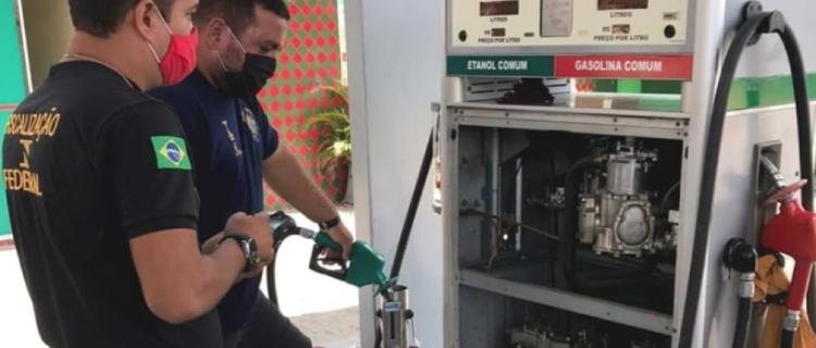 Bombas de combustíveis poderão ter dispositivo para evitar fraudes