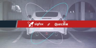Queclink e Sigfox fazem parceria para viabilizar gestão de ativos e recuperação de veículos roubados