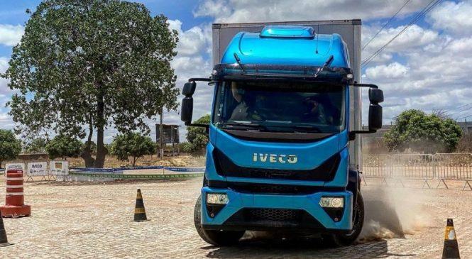 Final da 29ª Gincana do Caminhoneiro tem transmissão online da IVECO