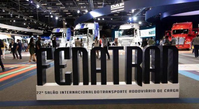 FENATRAN é adiada para 2022 devido ao agravamento de pandemia
