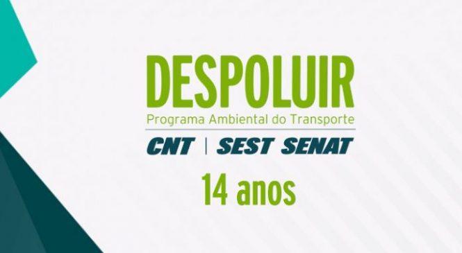 Programa Ambiental Despoluir completa 14 anos