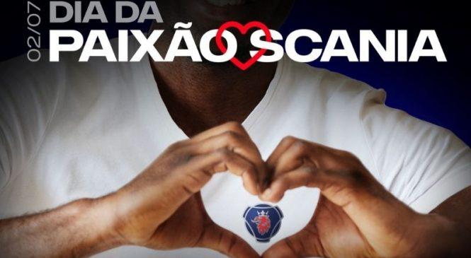 Dia da Paixão Scania celebra os 64 anos da marca no Brasil