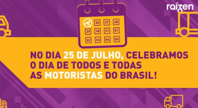 Raízen lança vídeo especial em homenagem ao Dia do Motorista