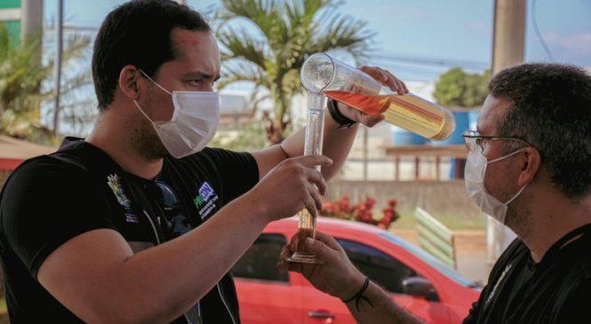 Operação Petróleo Real autua mais de 800 postos de combustíveis