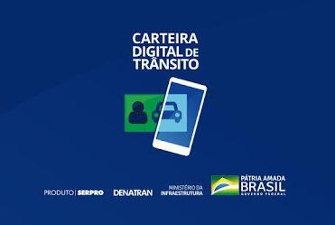 Plano de transformação digital 2021-2022 prevê segunda fase da Carteira Digital de Trânsito
