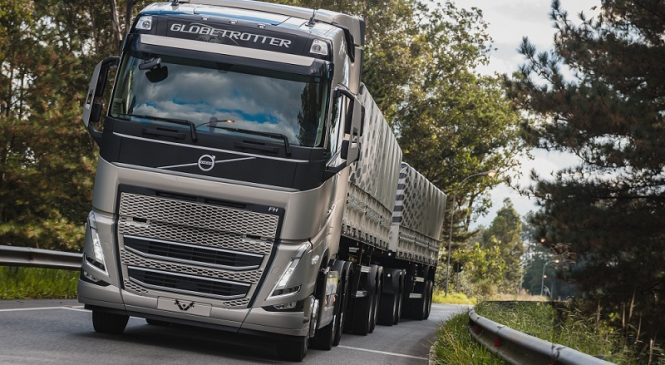 Volvo estima alta acima de 40% nas vendas de caminhões