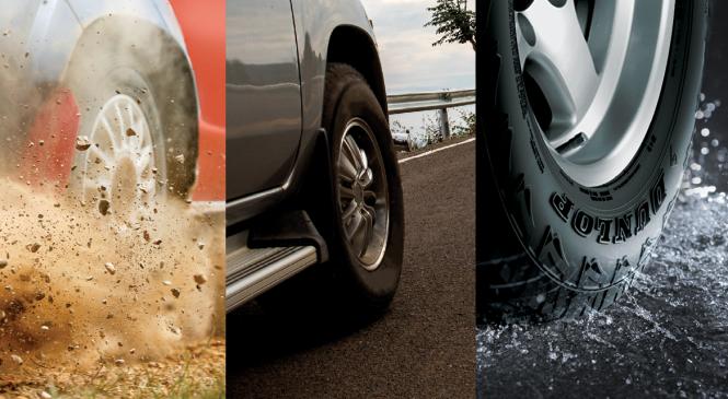 GRANDTREK AT5: Lançamento da Dunlop, novo pneu all terrain da marca encara qualquer desafio