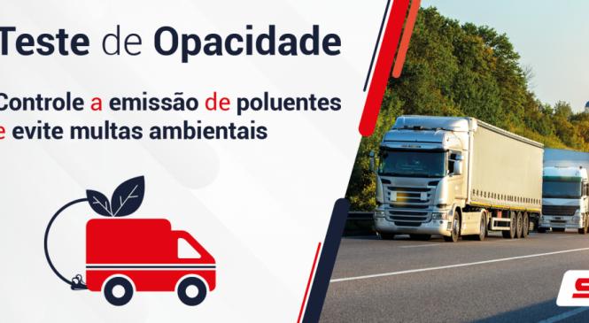 SETCESP oferece Teste de Opacidade gratuito para transportadoras associadas