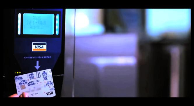 Lamsa e Visa ampliam pagamento por aproximação na Linha Amarela
