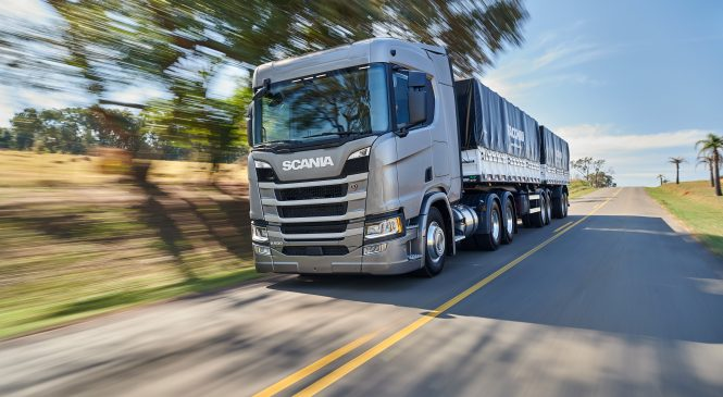 Resultados da Nova Geração de Caminhões da Scania e impactos positivos sobre sustentabilidade