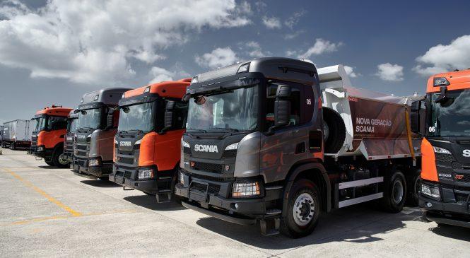 Scania anuncia novidades para o segundo semestre de 2021