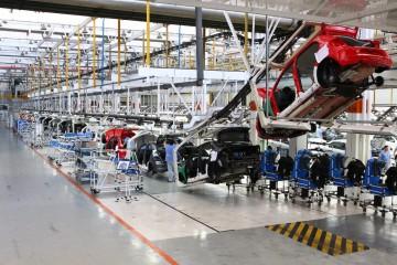 Produção de 164 mil unidades em agosto foi 0,3% maior que em julho