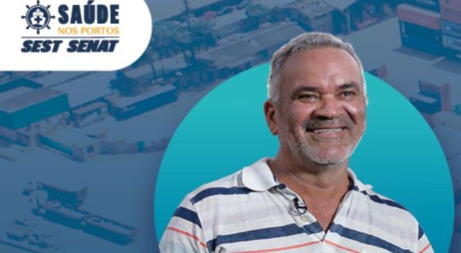 SEST SENAT leva atendimentos a portuários e motoristas no Pará