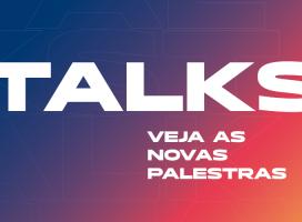 Talks apresenta mais quatro vídeos neste mês de outubro